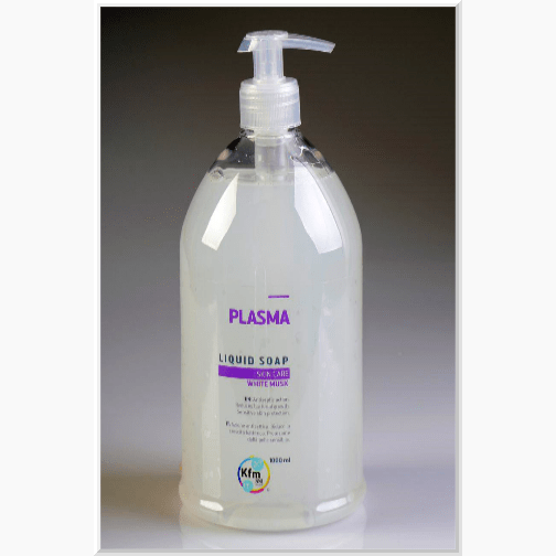 plasma liquid soap